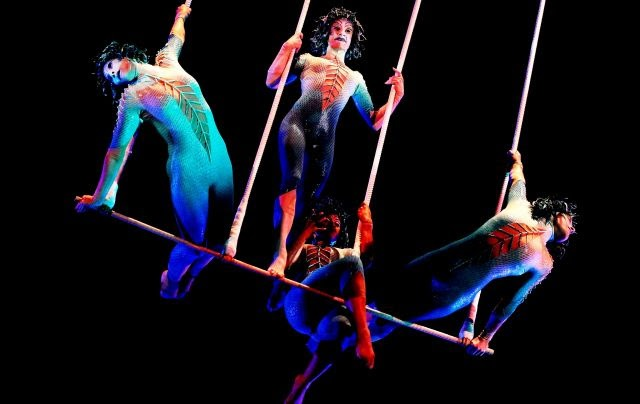 Cirque du Soleil - the most grandiose circus in the world